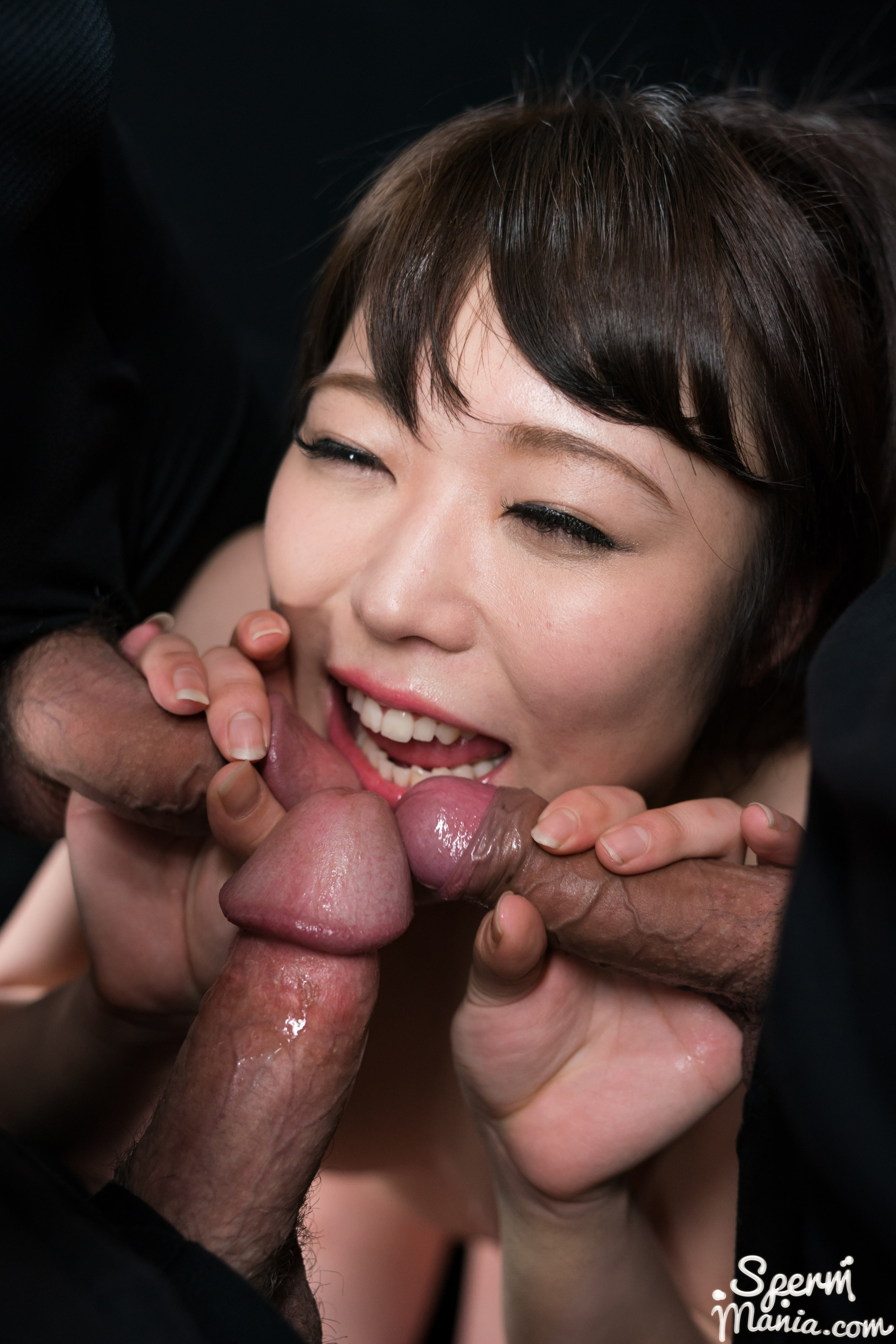 Sloppy blowjob wonder